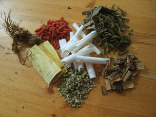 skin treatment herbs